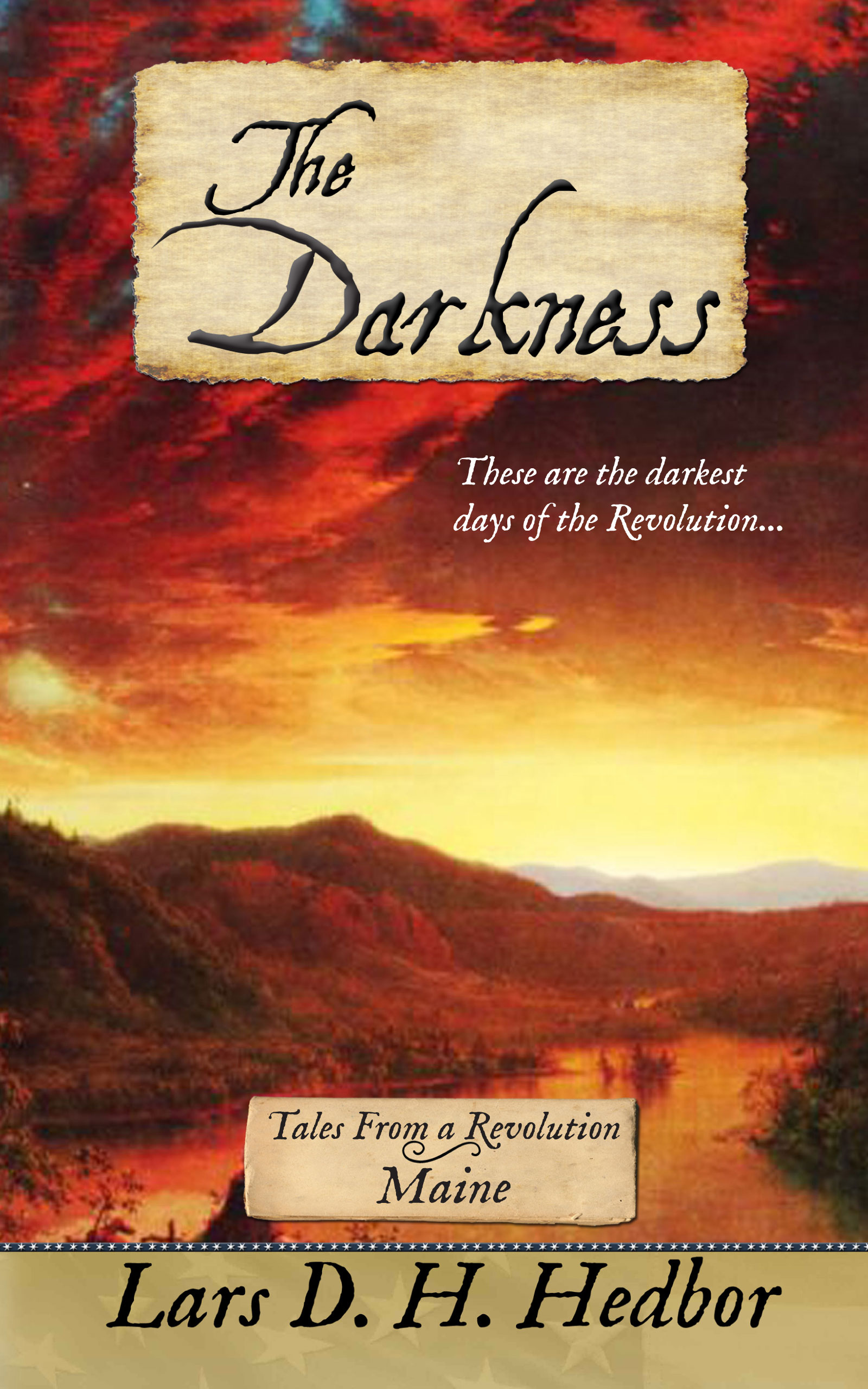 Cover image for The Darkness: Tales From a Revolution - Maine