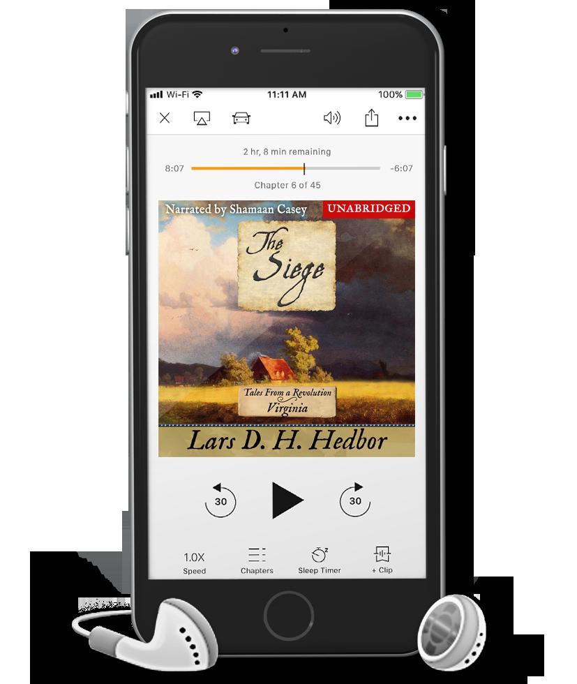 The Siege - Audio